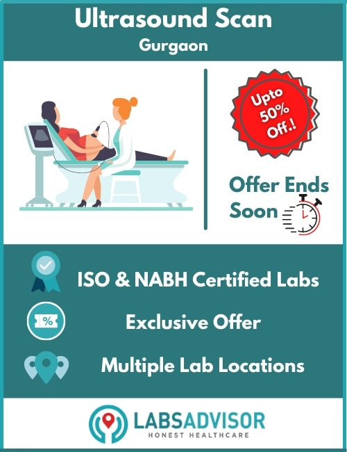 Lowest Ultrasound Scan Cost in Gurgaon!