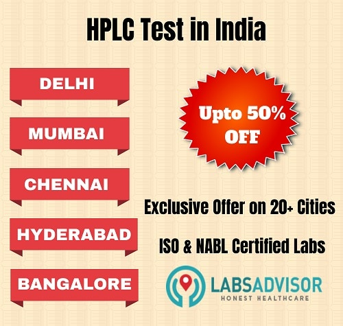 Lowest HPLC / Thalassemia test cost in India!