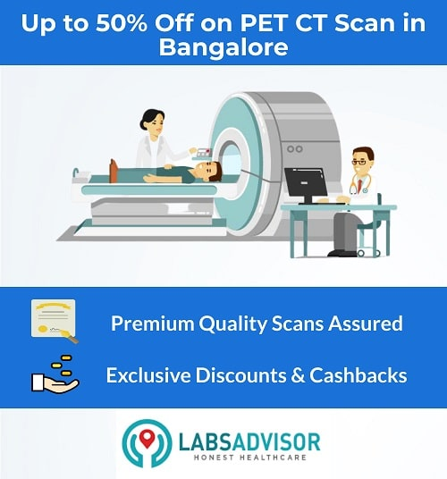 Lowest PET CT Scan Cost in Bangalore!